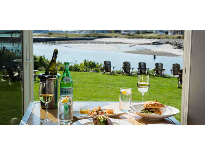 Two-Night Stay at the Breakwater with Dinner for Two at Stripers
