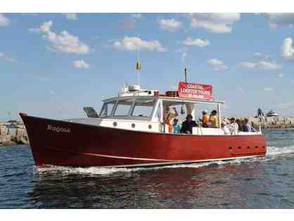 Two 2020 tickets aboard the Rugosa Scenic Lobster Tour