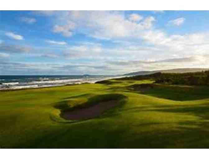 Cabot Links four-some with one night stay