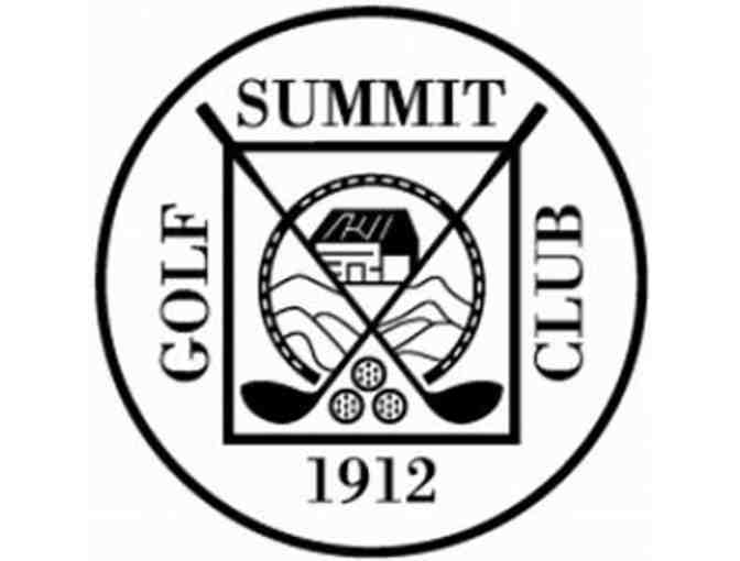 Summit Golf Club Four-some