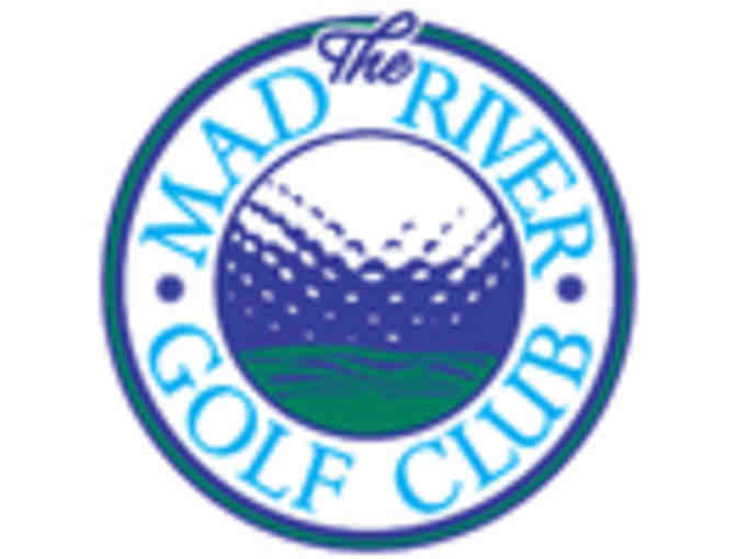 Mad River Golf Club Foursome