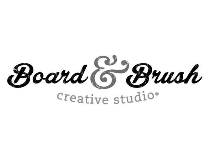 Board and Brush - Photo 1