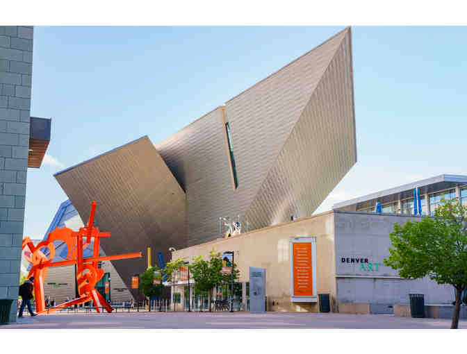 Denver Art Museum - Complimentary General Admission Ticket - Photo 1
