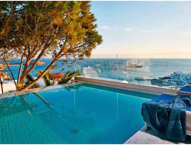 Glamorous Mykonos Island Escape - Three Nights' Accommodation at Myconian Ambassador