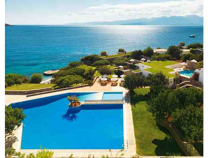 Vacation for Two at the Elounda Mare Hotel Relais & Chateaux in Crete Greece!