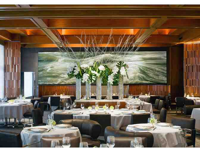 Chef's Tasting Lunch & Wine Pairings at Le Bernardin - New York