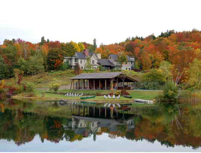 Enjoy a Vermont Countryside Getaway at the Relais & Chateaux Twin Farms