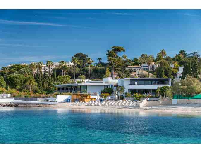 Mediterranean Getaway at Cap d'Antibes Beach Hotel on the French Riviera