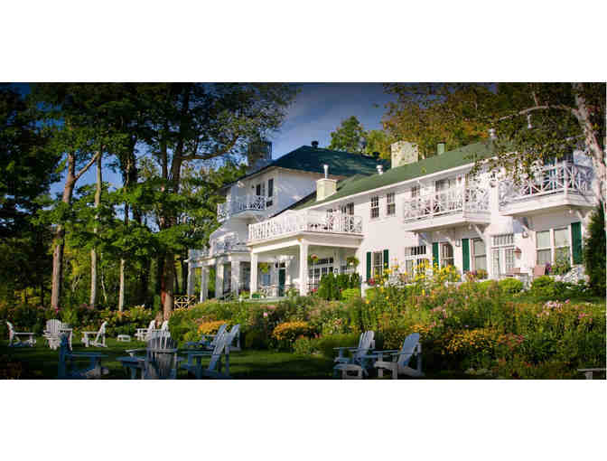 Two Night Stay with Dinner for Two at Manoir Hovey
