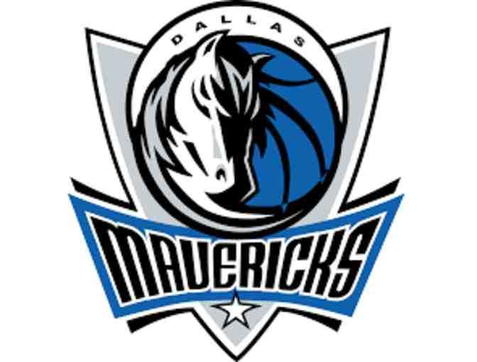 4 Platinum Club Tickets to Dallas Mavericks vs. San Antonio Spurs - April 13, 2016