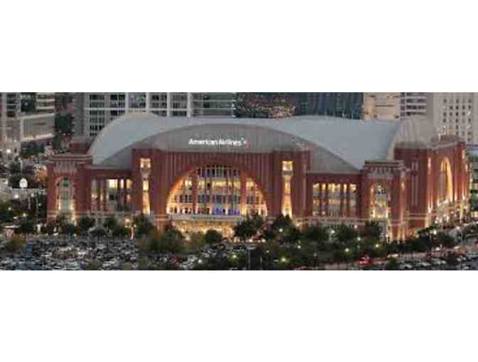 Four (4) Platinum Level Tickets to a Dallas Mavericks or Dallas Stars Game w/Parking