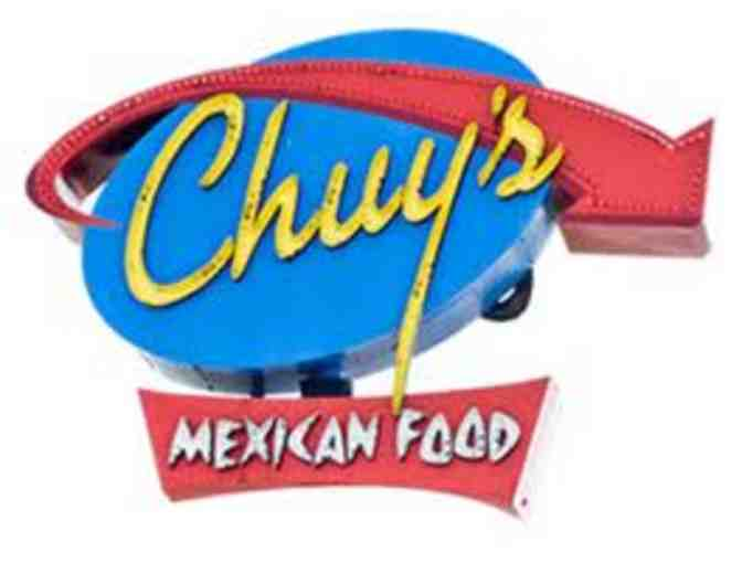 Dinner for Two at Chuys Tex Mex Restaurant - Photo 1