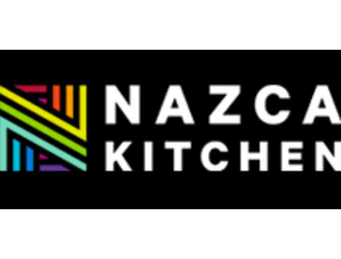 $25 Gift Certificate to HQ Prime Beer Garden or Nazca Kitchen - Photo 1