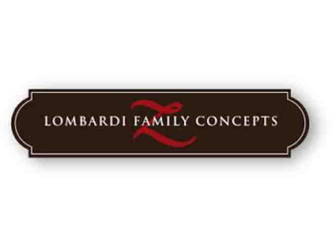 $100 Gift Card to Lombardi Family Concepts Restaurant Group - Photo 1