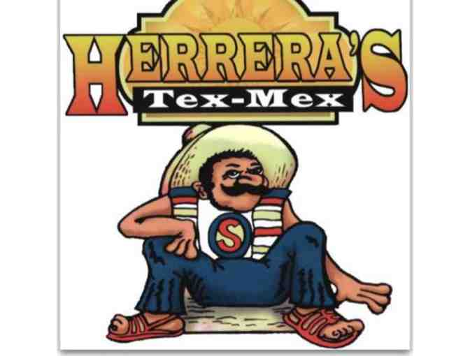 $50 Gift Certificate to Herrera's Tex Mex Restaurant - Photo 1