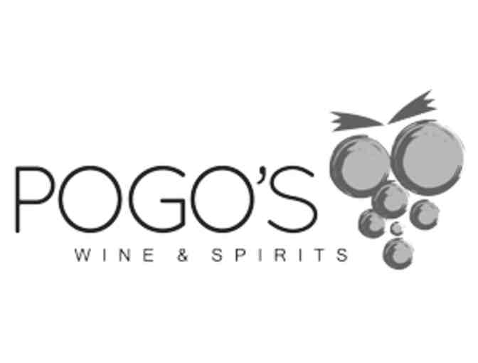 $100 Gift Certificate for Pogo's Wine and Spirits - Photo 1