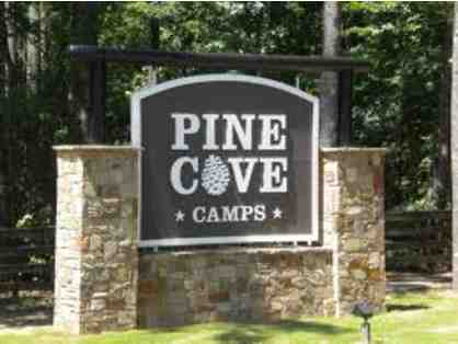 Attendance for One Camper to Pine Cove Overnight Youth Camp in Tyler,TX