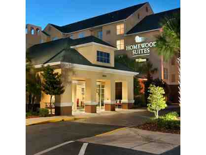 (2) Night Stay | Homewood Suites by Hilton at Universal Studios Area