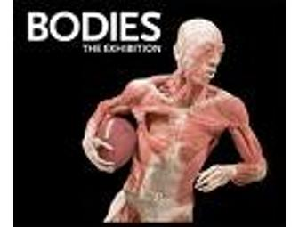 BODIES The Exhibition - Two Tickets*