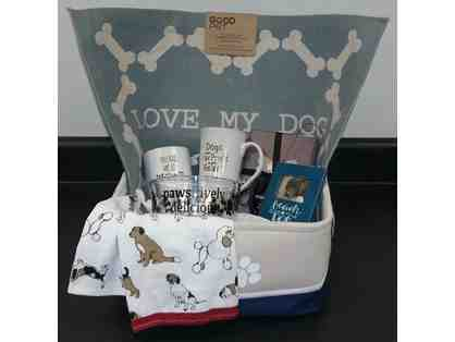 Dog Lover's Basket