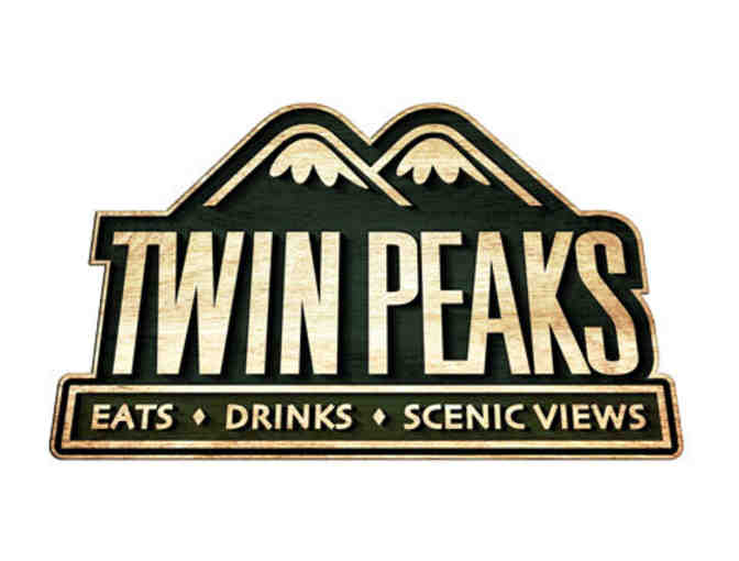 TWIN PEAKS BAR AND RESTAURANT