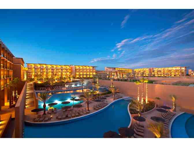 2 night stay at JW Marriott Los Cabos