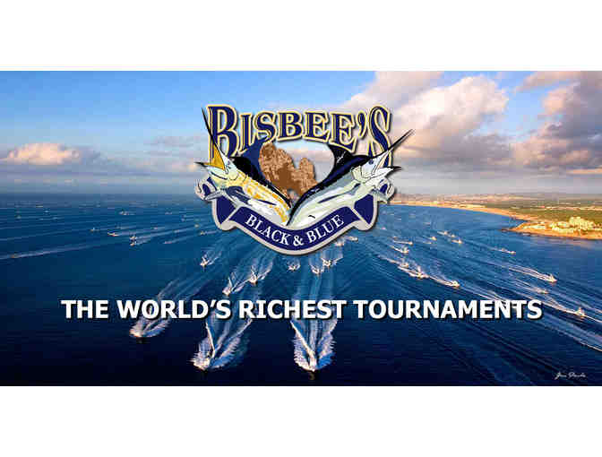 Bisbee's Black & Blue Fishing Tournament entry fee