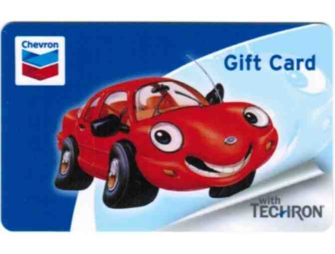 $50 Gift Card for Chevron