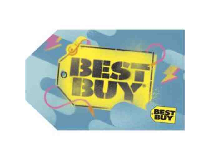 $50 in Gift Cards for Best Buy