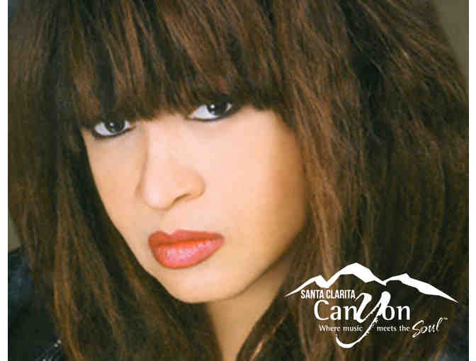 2 Tickets to Ronnie Spector & the Ronettes for Friday, Aug 3 at 9pm