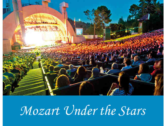 4 Terrace Box Hollywood Bowl seats for Tuesday, September 4 at 8pm