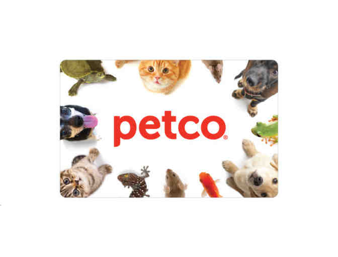 $30 Gift Card to Petco