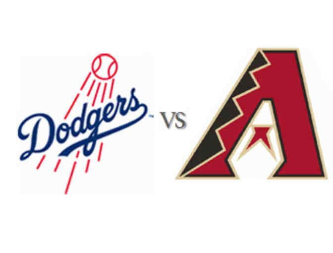 2 Dodgers tickets vs the Diamondbacks on Tuesday, July 2 at 7:10pm - Photo 1