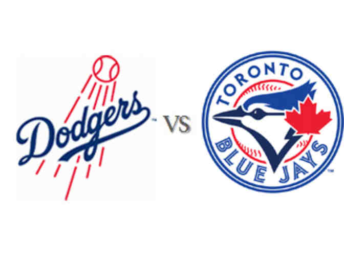 2 Dodgers tickets vs the Blue Jays on Tuesday, August 20 at 7:10pm - Photo 1