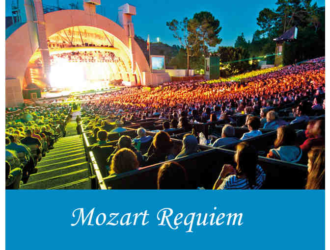4 Terrace Box Hollywood Bowl seats for Tuesday, August 6 at 8pm - Photo 1
