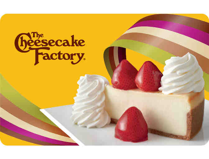 $50 in Gift Cards for Cheesecake Factory - Photo 1