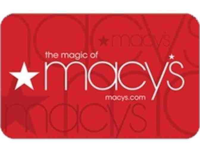 $25 Gift Card to Macy's - Photo 1