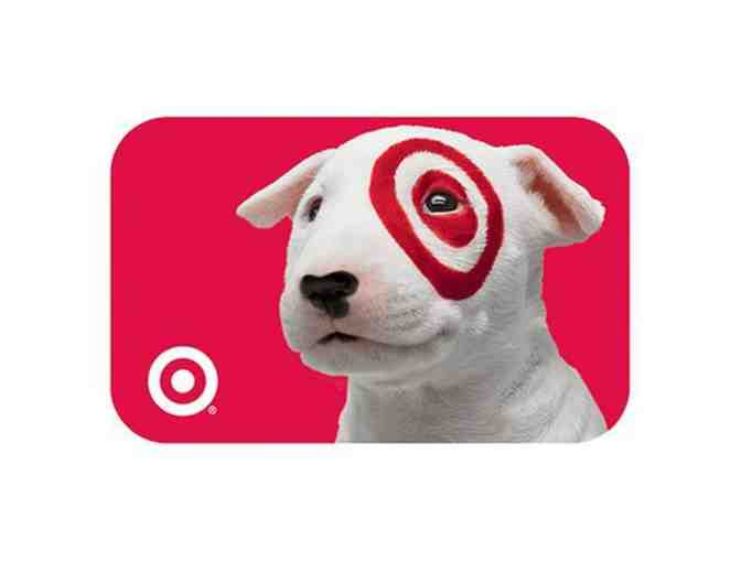$25 Gift Card to Target - Photo 1
