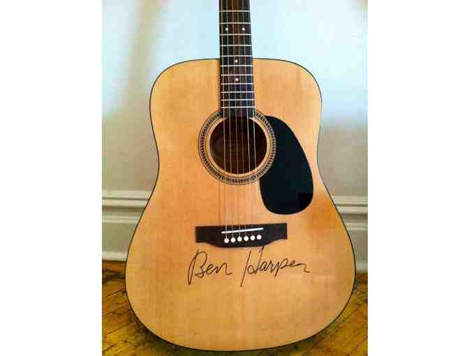 Sunlite GCN-1600 Full Size Classical Acoustic Guitar SIGNED BY BEN HARPER