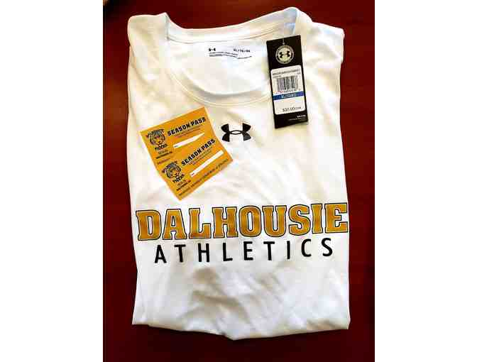 Dalhousie Tigers UA Shirt & 2 Season Passes!