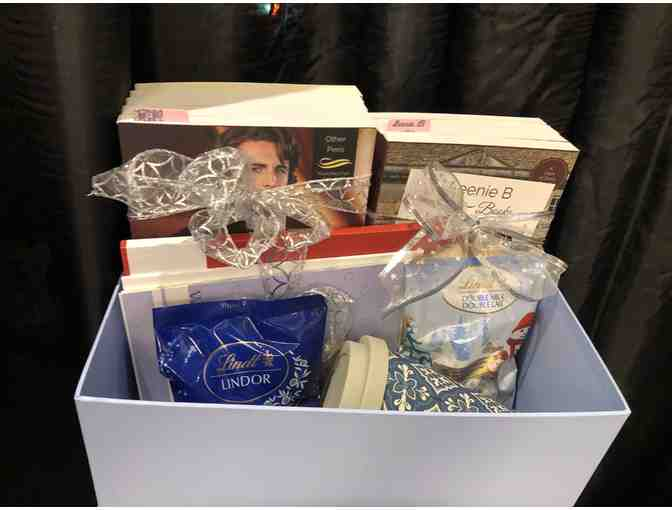 Author Leenie Brown Gift Package