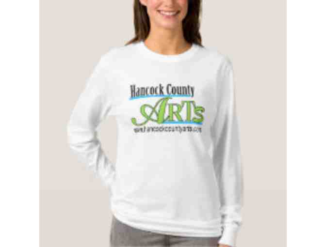 Show your support Hancock County Arts