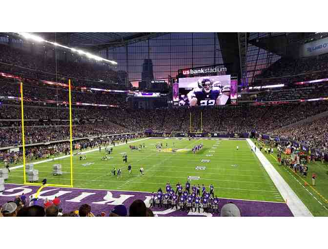 Two (2) MN Vikings Tickets - Photo 2