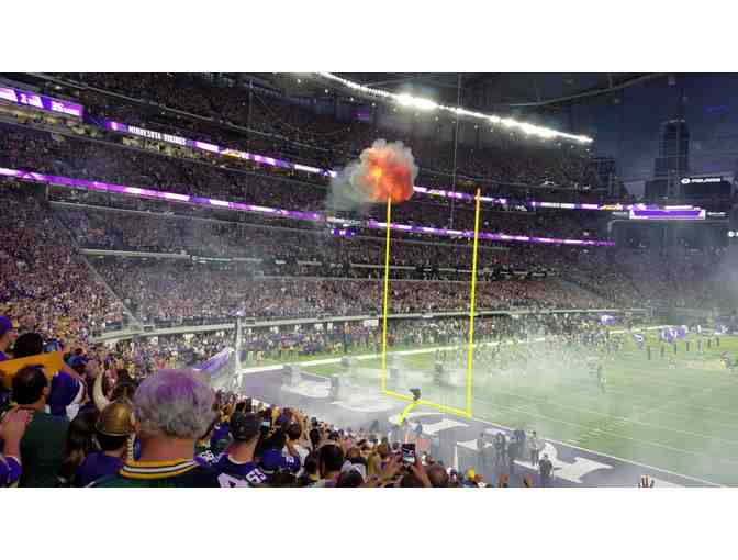 Two (2) MN Vikings Tickets - Photo 3