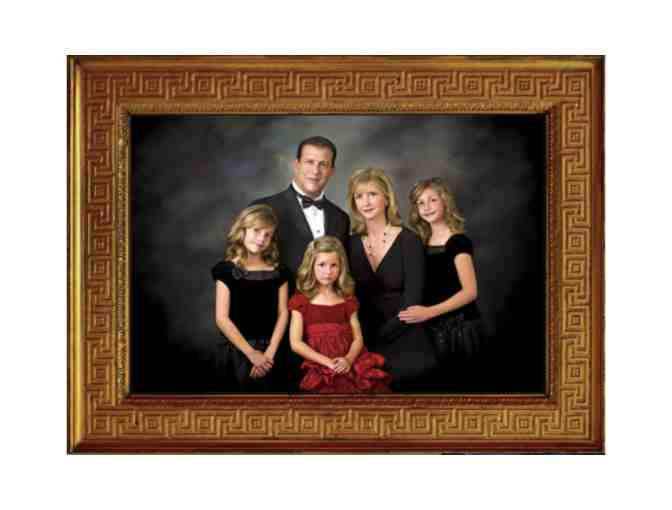 Exclusive Family Portrait plus Luxury 5 Diamond Hotel