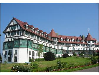 Two (2) Nights at the Historic Algonquin Hotel in Nova Scotia