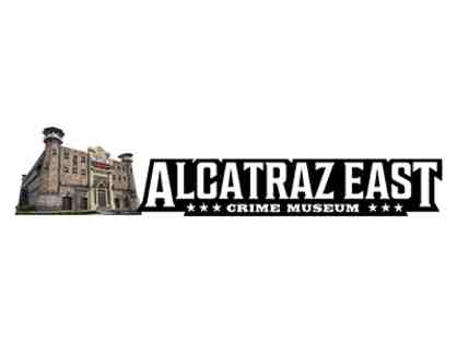 Alcatraz East Crime Museum (Pigeon Forge) - 2 General Admission Tickets