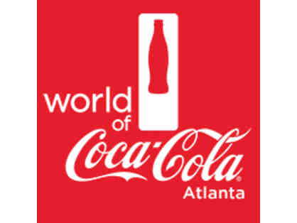 World of Coca-Cola - 4 self-guided tours
