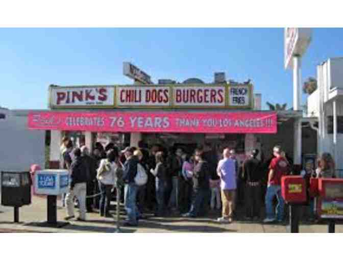 Pinks Famous Hot Dogs (Hollywood) - Photo 1