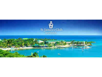St. Jame's Club & Villas, Elite Island Resorts (Antigua, Caribbean)